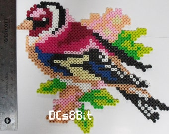 Song Bird Perler