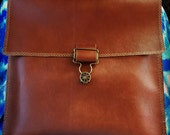 Cross body vinyl bag