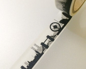 Japanese Washi Tape - Cityscape