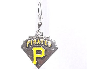 MLB Pittsburgh Pirates Earrings