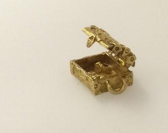 Rare Treasure Chest Charm