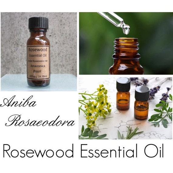 Rosewood essential oil by littleredgate