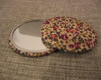 Pocket Mirror Eloise Plum color