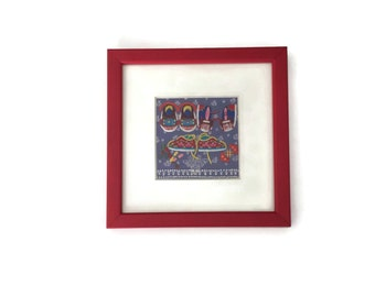 Feng Shui Art Chinese Su Embroidery