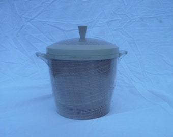 Raffiaware Insulated Ice Bucket