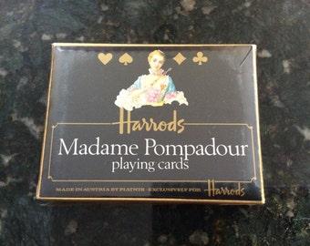 MADAME  PLAYING CARDS