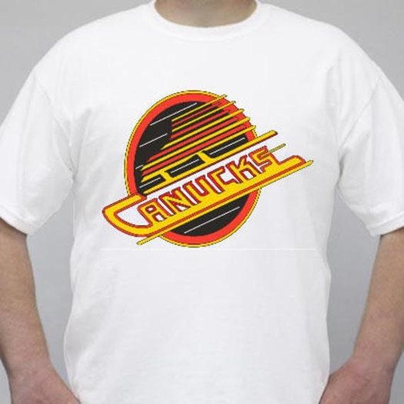 vancouver canucks vintage alternative logo by heightsdesigns