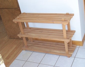 Shoe Organizer or Shoe rack,