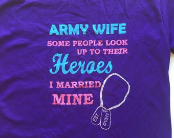 Married My Hero shirt