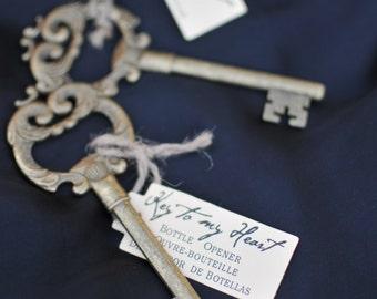 Antique Style Key - Bottle Opener
