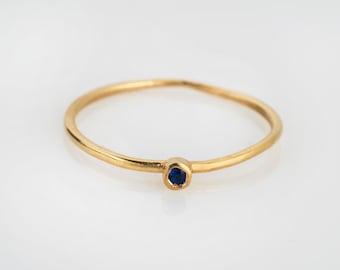 ultra thin gold ring etsy uk