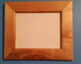 Solid Maple Picture Frame