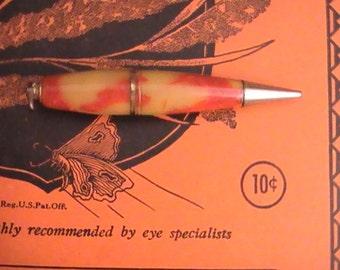 Vintage  Pendant Pencil