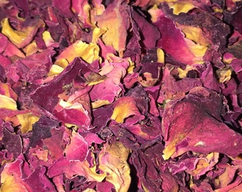 50G Edible Rose Petals