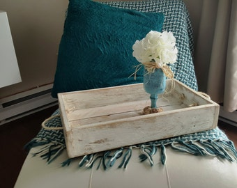 Plateau relaxation, service - recycled wood pallets