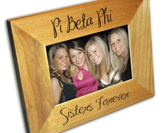 Pi Beta Phi Picture Frame