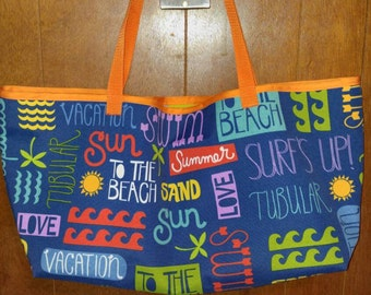 Beach/pool bag