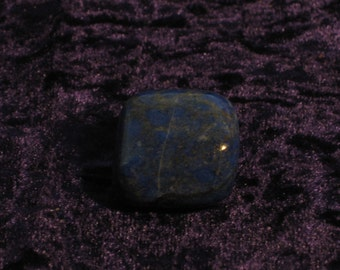 Tumbled Lapis Lazuli - Spiritual Connection, Meditation, Metaphysical, Manifestation, Protection, Automatic Wrtiting