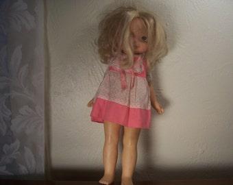 Vintage Fisher Price Doll