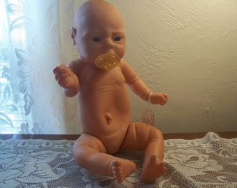 Berjusa Baby Doll With Pacifier