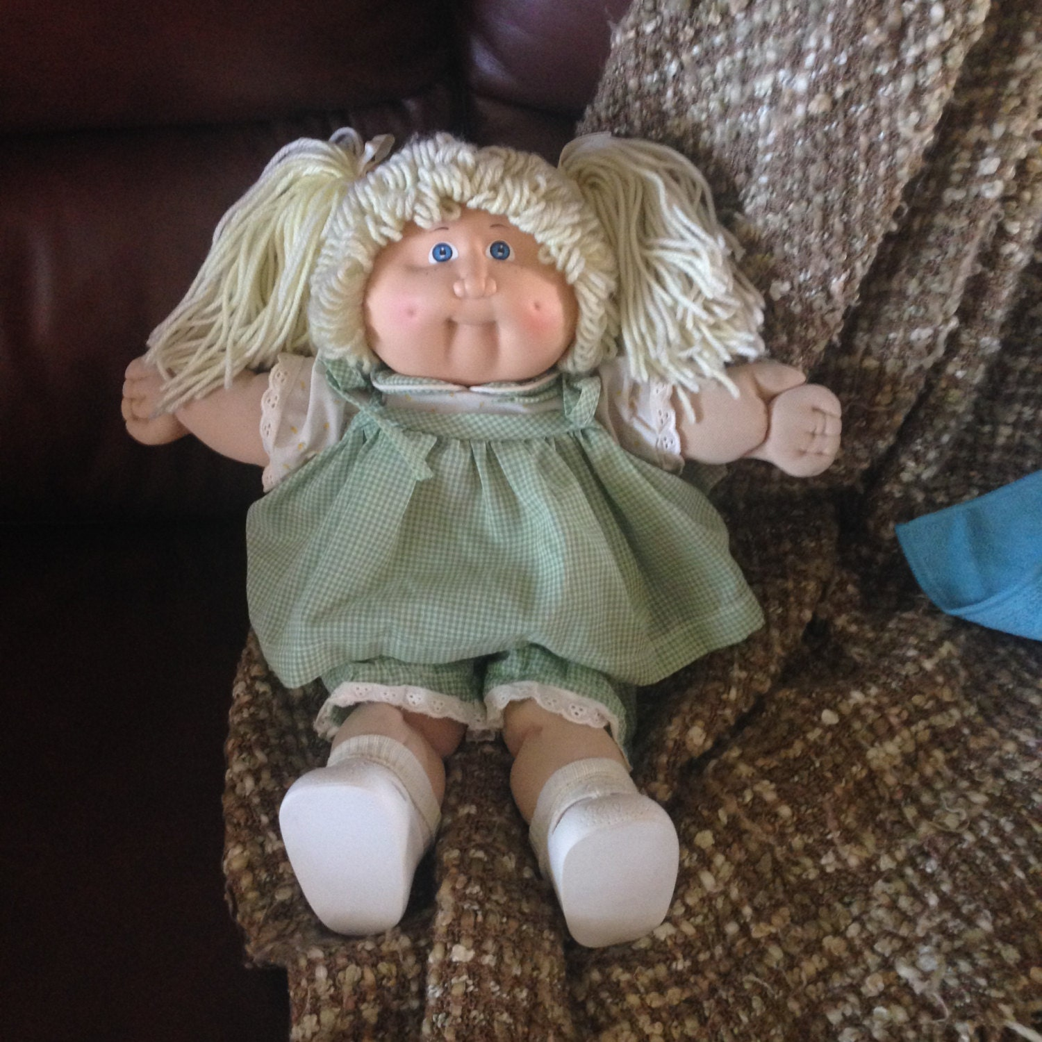 how to know what yoyr cabbage patch doll name is