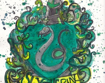 Slytherin Crest PRINTS