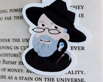 Terry Pratchett Bookmark