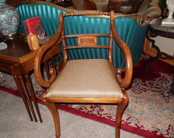 ENGLAND BISSITT and BRUNTON Ltd Regency Chair