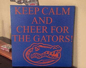 Gators Sign