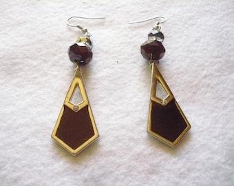 Space cadet earrings
