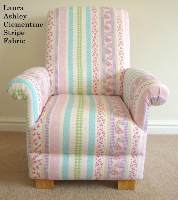 Laura Ashley Clementine Stripe Child S Chair Nursery