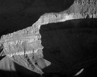 Nature Photograph - Canyon Walls