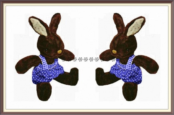 how to make a rabbit clothes