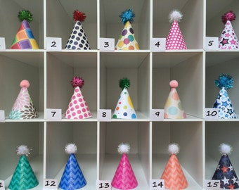Custom Child Birthday Hat (1)