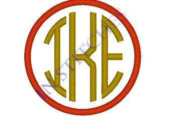 Circle Font Thin