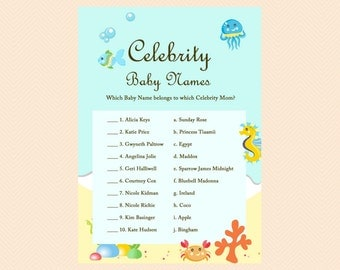 27+ Free Printable Baby Shower Games - MyPartyGames.com