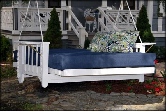 Beautiful Fold Down Porch Swing