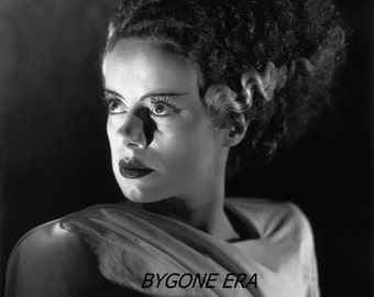Elsa Lanchester Poster Art Photo The Bride of Frankenstein Hollywood Movie Posters Artwork Photos 11x14