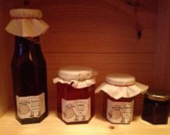 Homemade Jams, Chutneys and Sauces