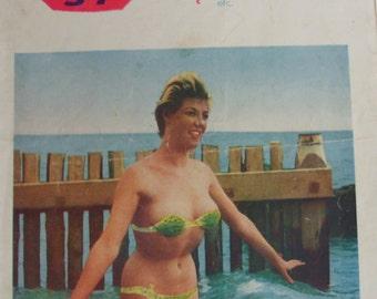 1950s French Naturisme Magazine 57 Naturist '50s