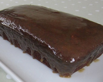 Gluten Free Sticky Date and Toffee Loaf Cake