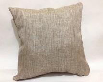Rustic decorative throw pillow