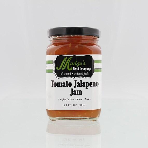 Tomato Jalapeno Jam