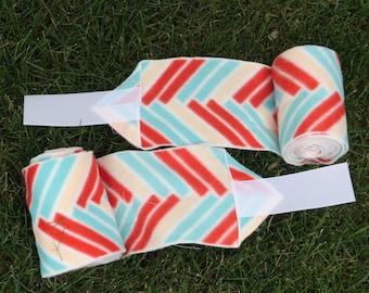 Fun Striped Polo Wraps