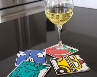 New York Coasters By Mary Ellis