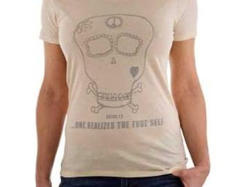 Eco-Friendly Skull T-Shirt