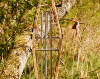 The Octomore Wind chime / sculpture