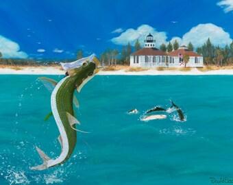 Boca Grande Tarpon