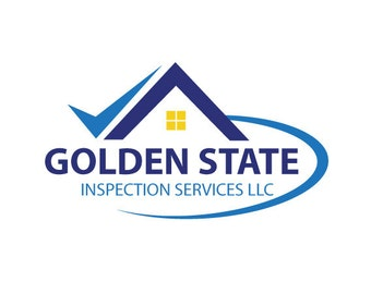 Remodeling Logo Design. Construction Logo Hammer logo. House