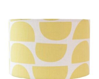 LAMPSHADE - BOWLS Lemon